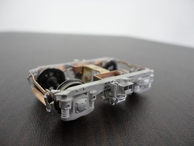 1/80  TR40D 台車 組み立てキット 新発売!
